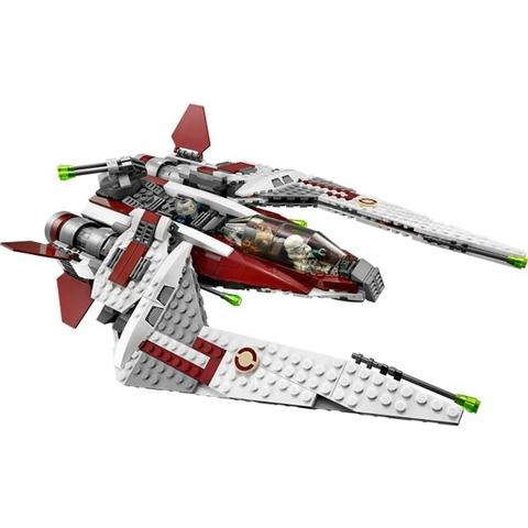 Phát triển tư duy cho bé khi chơi cùng bộ đồ chơi Lego Star Wars 75051 - Tàu Do Thám Jedi