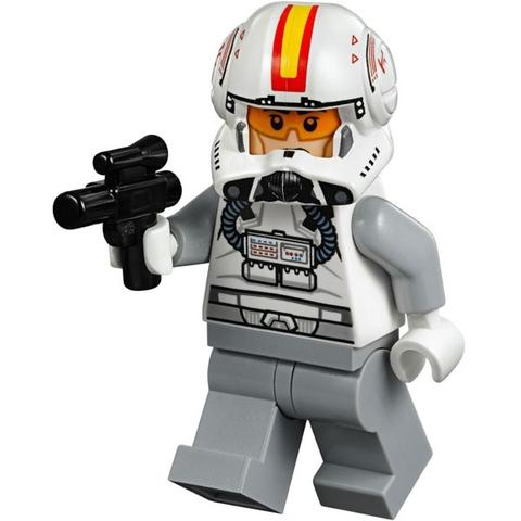Bộ đồ chơi Lego Star Wars 75072 - Phi Thuyền Chiến Đấu ARC-170 giúp bé phát triển kỹ năng toàn diện hơn