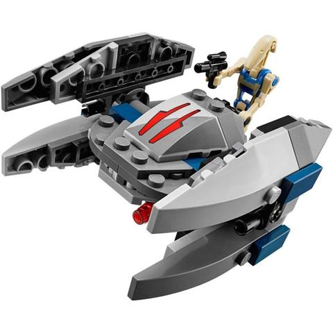 Bộ xếp hình Lego Star Wars 75073 - Rô Bốt Kền Kền với chủ đề hết sức thú vị đang chờ đợi các bé