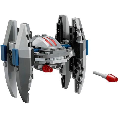 Bé sẽ được phát triển khả năng tư duy sáng tạo khi chơi đùa cùng các mô hình trong Lego Star Wars 75073 - Rô Bốt Kền Kền