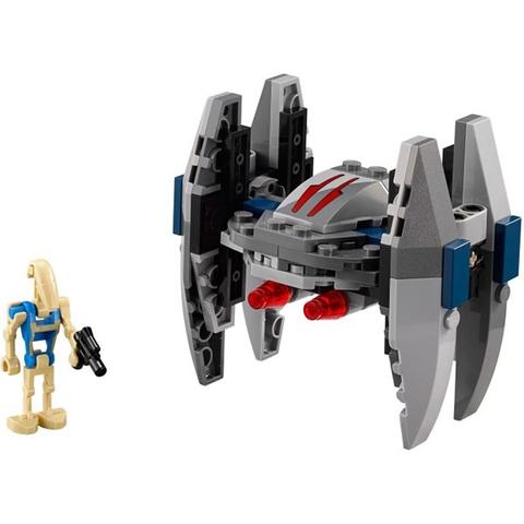 Các chi tiết chính trong sản phẩm Lego Star Wars 75073 - Rô Bốt Kền Kền