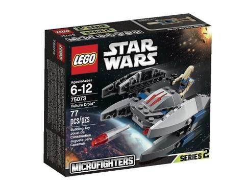 Vỏ hộp bên ngoài của bộ đồ chơi Lego Star Wars 75073 - Rô Bốt Kền Kền