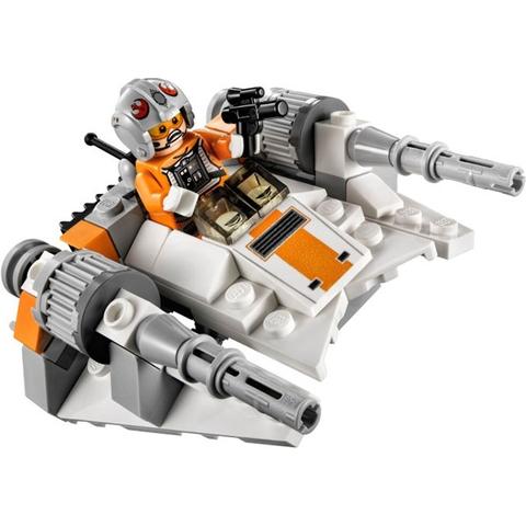 Bộ đồ chơi Lego Star Wars 75074 - Tàu Trượt Tuyết giúp kích thích tư duy sáng tạo cho bé