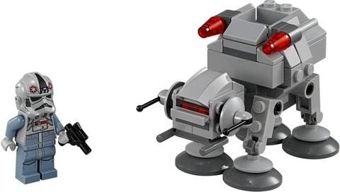 Trọn bộ chi tiết xuất hiện trong bộ xếp hình Lego Star Wars 75075 - AT-AT