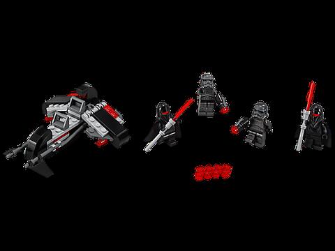 Mô hình Lego Star Wars 75079 - Quân Đội Bóng Ma sau khi hoàn thành