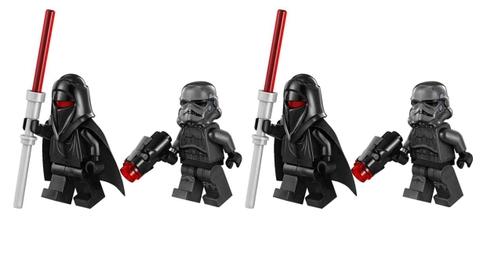 Lego Star Wars 75079 - Quân Đội Bóng Ma - lực lượng quân tinh nhuệ
