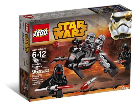 Ảnh bìa sản phẩm Lego Star Wars 75079 - Quân Đội Bóng Ma