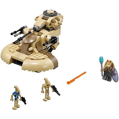 Mô hình Lego Star Wars 75080 - Phi Thuyền AAT ấn tượng của bé