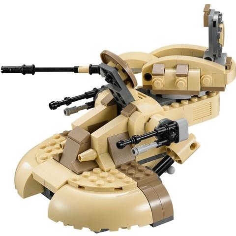 Bộ xếp hình Lego Star Wars 75080 - Phi Thuyền AAT cho bé nhập vai thành chiến binh dũng cảm