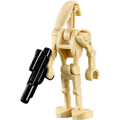 Bộ đồ chơi Lego Star Wars 75080 - Phi Thuyền AAT giúp rèn luyện kỹ năng cho bé