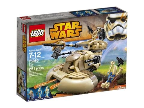 Vỏ hộp Lego Star Wars 75080 - Phi Thuyền AAT