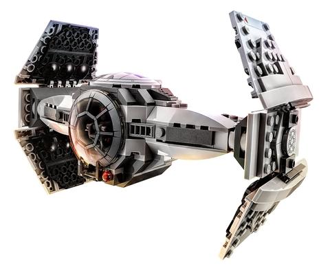 Mô hình Lego Star Wars 75082 - Phi Thuyền Cao Cấp TIE ấn tượng