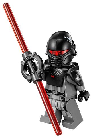 Giúp bé thông minh hơn và sáng tạo hơn với bộ ghép hình Lego Star Wars 75082 - Phi Thuyền Cao Cấp TIE