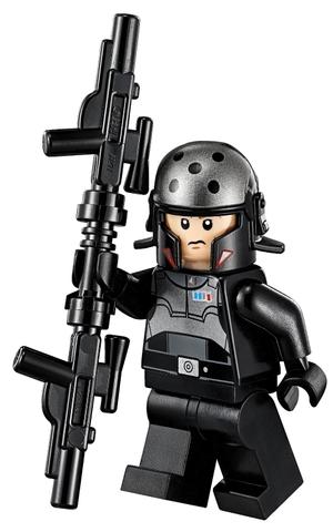 Bộ ghép hình thông minh Lego Star Wars 75083 - Cỗ Máy AT-DP giúp bé phát triển trí não toàn diện hơn