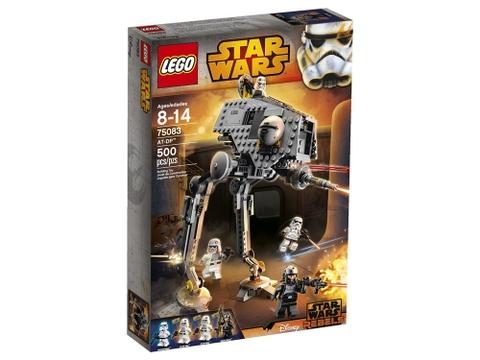 Hình ảnh vỏ hộp đựng sản phẩm Lego Star Wars 75083 - Cỗ Máy AT-DP