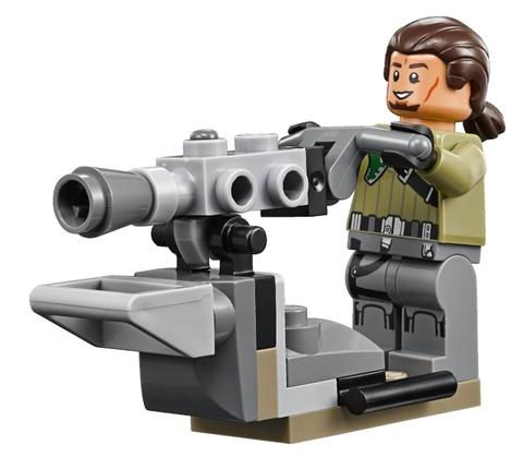 Bộ đồ chơi Lego Star Wars 75084 - Phi Thuyền Tấn Công Wookie giúp kích thích trí sáng tạo cho bé