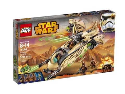 Hình ảnh vỏ hộp bộ Lego Star Wars 75084 - Phi Thuyền Tấn Công Wookie