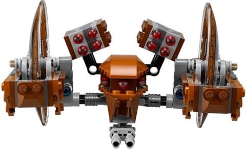 Bộ xếp hình Lego Star Wars 75085 - Hailfire Droid hơn cả đồ chơi giải trí