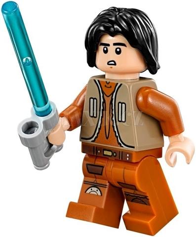 Lego Star Wars 75090 - Tàu Đua Của Ezra - mô hình nhân vật