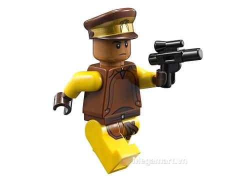 Lego Star Wars 75091 - Tay đua tia chớp - quân liên mình đến giúp thành phố