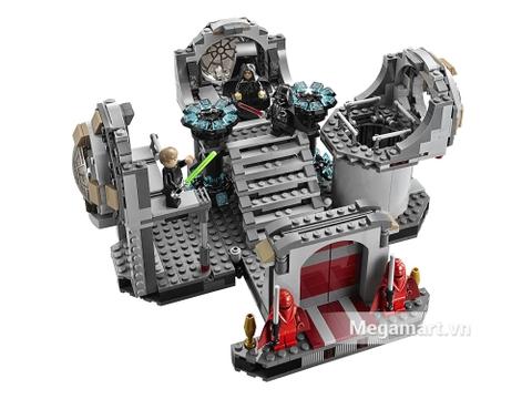 Bộ xếp hình Lego Star Wars 75093 - Vì Sao Chết -Trận Song Đấu Cuối Cùng cho bé vui chơi bổ ích
