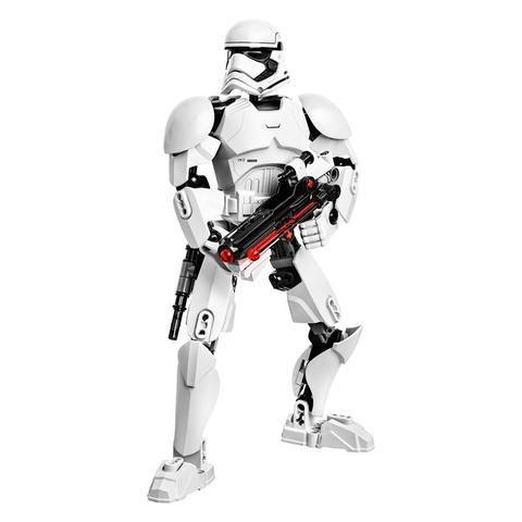Trọn bộ các chi tiết có trong bộ đồ chơi Lego Star Wars 75114 - Lính Stormtrooper của Tổ Chức Thứ Nhất