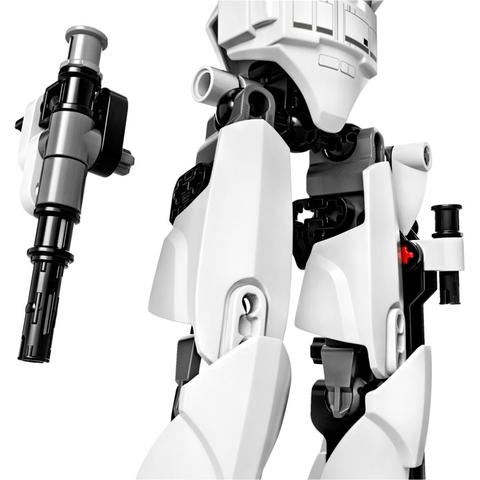 Mô hình Lego Star Wars 75114 - Lính Stormtrooper của Tổ Chức Thứ Nhất độc đáo, thỏa trí sáng tạo