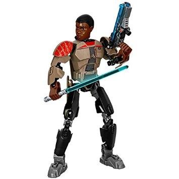 Mô hình Lego Star Wars 75116 - Nhân Vật Finn sau khi hoàn thành