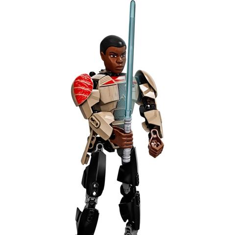 Bộ đồ chơi Lego Star Wars 75116 - Nhân Vật Finn cho bé sáng tạo