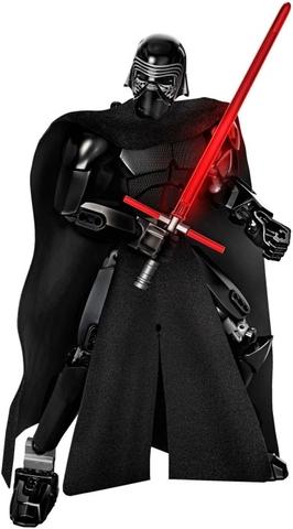 Mô hình Lego Star Wars 75117 - Tướng Quân Kylo Ren đen huyền bí