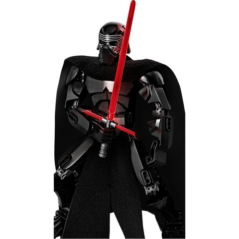 Bộ xếp hình Lego Star Wars 75117 - Tướng Quân Kylo Ren đem đến nguồn đam mê cho trẻ