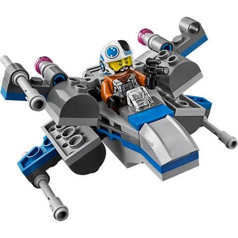 Phi thuyền chiến đấu X-Wing cầu kỳ, tân tiến được làm từ nhựa ABS an toàn