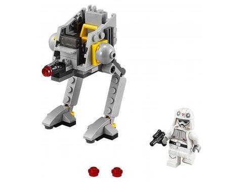Mô hình chi tiết đồ chơi Lego Star Wars 75130 - Cỗ Máy AT-DP