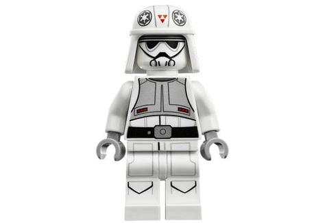 Bộ xếp hình Lego Star Wars 75130 - Cỗ Máy AT-DP giúp bé thêm khả năng sáng tạo khi vui chơi với các mô hình sinh động