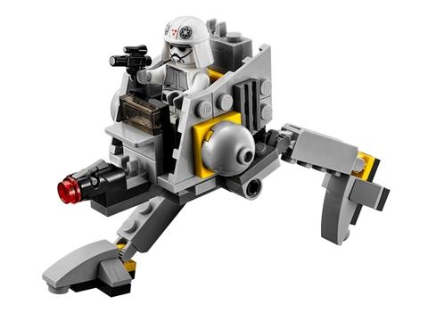 Cỗ máy AT-DP với khả năng di chuyển tối đa trên mặt đất cho bé tha hồ khám phá