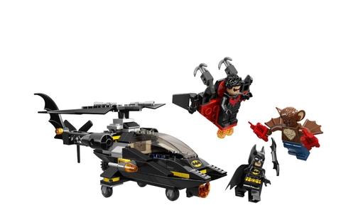 Mô hình trong đồ chơi xếp hình Lego Super Heroes 76011 - Man-Bat Attack