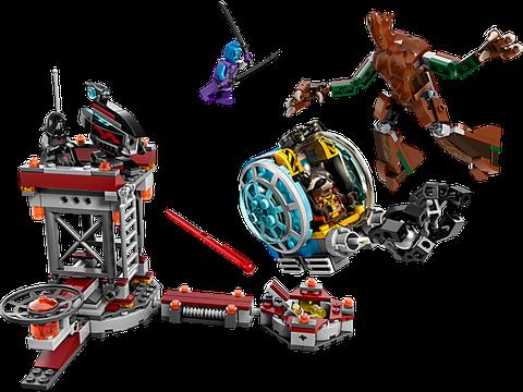 Tât cả mô hình có trong Lego Super Heroes 76020 - Nhiệm Vụ Trốn Thoát