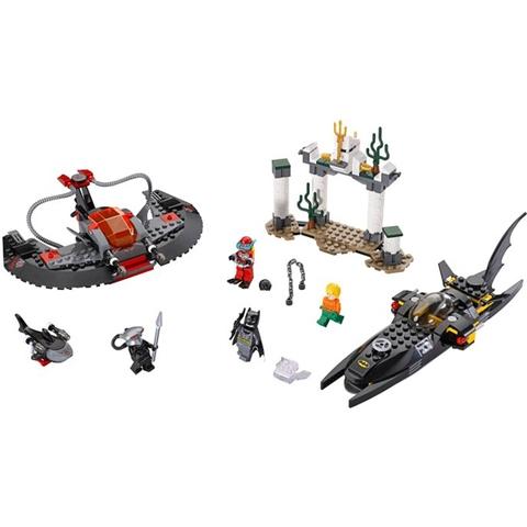 Đồ chơi Lego Super Heroes 76027 - Cuộc Tấn Công Dưới Đáy Đại Dương