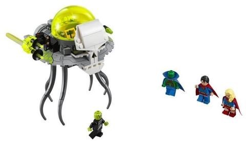 Mô hình Lego Super Heroes 76040 - Cuộc Tấn Công Của Brainiac