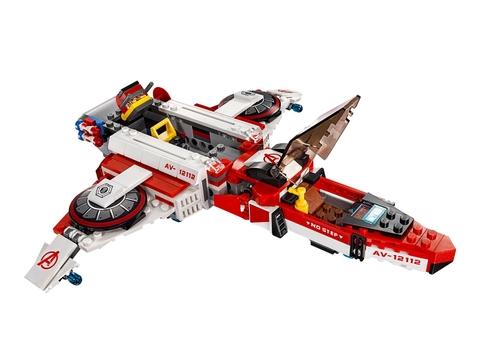 Bộ Lego Super Heroes 76049 - Cuộc Chiến Dải Ngân Hà giúp bé phát triển các kỹ năng