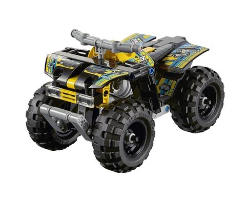 Mô hình Lego Technic 42034 - Quad Bike ấn tượng