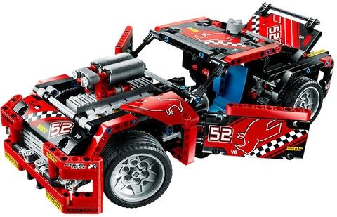 Lego Technic 42041 có thể lắp ráp thành chiếc xe đua cực ngầu