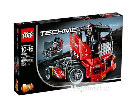 Vỏ ảnh sản phẩm  Lego Technic 42041