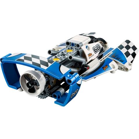 Lego Technic 42045 - Tàu Bay Đua cùng bé tham gia vào những chuyến phiêu lưu mạo hiểm