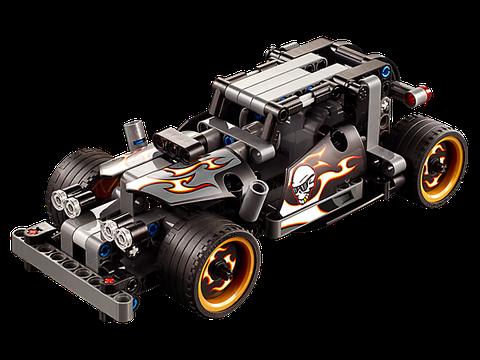 Lego Technic 42046 - Xe Đua Đường Phố
