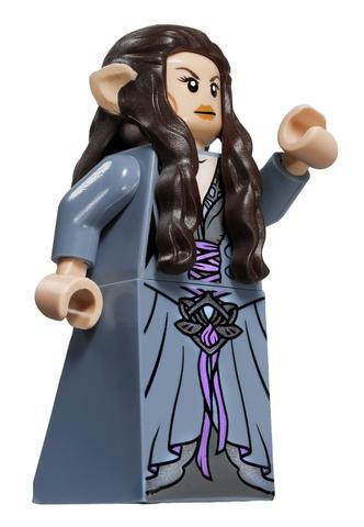 Bộ đồ chơi Lego The Lord of the Rings 79006 - Bộ tộc Elrond giúp bé rèn luyện các kỹ năng cần thiết