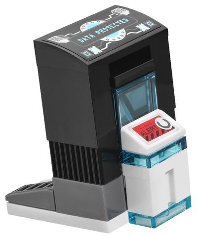 Lego Utra Agents 70161 - Cuộc đột nhập của Tremor Track -thiết bị bảo mật