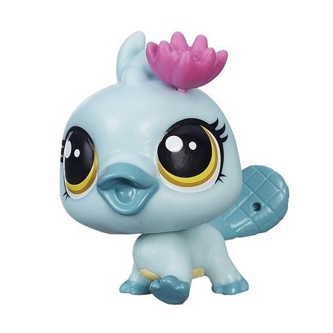 Nhân vật chính trong bộ đồ chơi Littlest Pet Shop Cáo vịt Orna