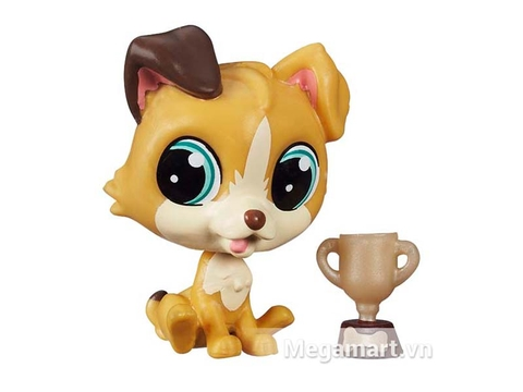 Hình ảnh minh họa sản phẩm Littlest Pet Shop Chó con Tessa