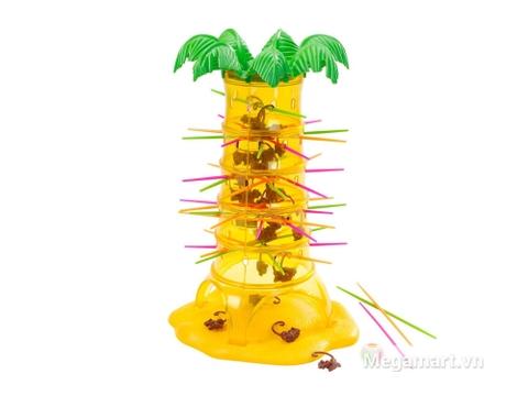 Thiết kế ấn tượng của Mattel Games Rút khỉ
